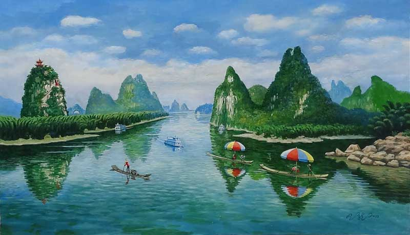 我要走遍全国著名风景区